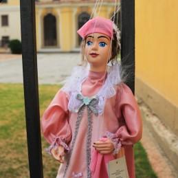 Cinderella in dress