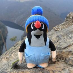 The Mole in pants, bobble hat,  28 cm