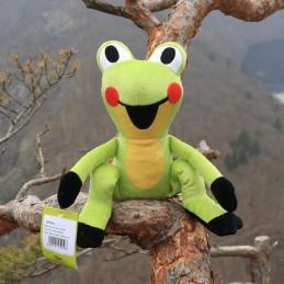 Frog, sitting, 20 cm