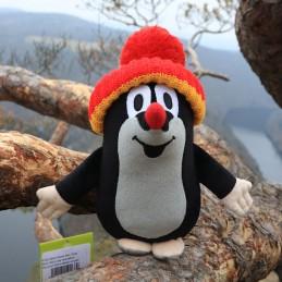 The Little Mole with bobble hat, 20 cm