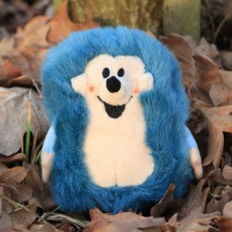 Ježek modrý, 13 cm
