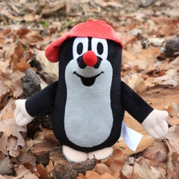 The Little Mole with cap, 16 cm