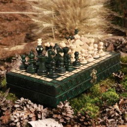 Chess, green