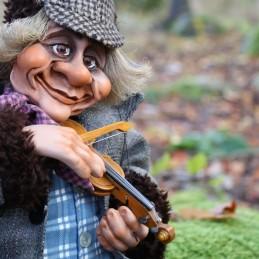 Šumař houslista 2
