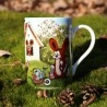 Cup The Little Mole, rabbit