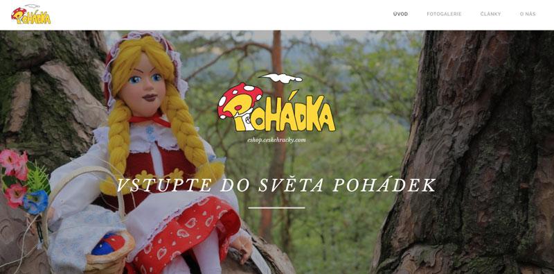 homepage blog